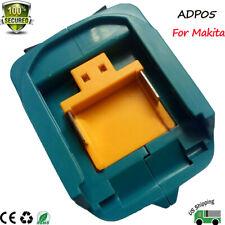 USB Power Charger Adapter Converter for MAKITA ADP05 14.4V-18V Li-ion Battery US