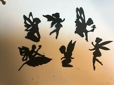 21 Fairy Die Cut Silhouette Punches Embellishments Cards Scrapbooking Cards