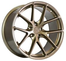 19x8.5 +30 AodHan LS007 5X112 Bronze Wheel FIT AUDI RS4 RS5 RS7 S4 S5 S6 S7 S8