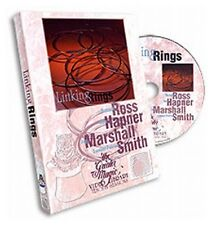 Linking Rings Greater Magic Teach In, DVD