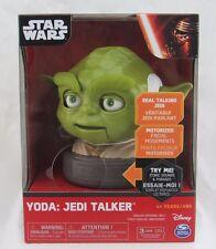 Star Wars Yoda Jedi Talker, Real Talking Jedi with Motorized Facial Movements