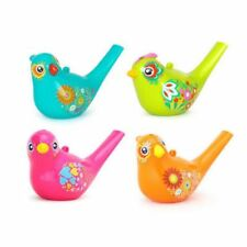 Coloured Drawing Water Bird Whistle Bathtime Musical Toy for Kid Early Lear D9V6