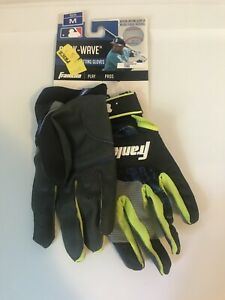 Franklin Shok-Wave Youth Batting Gloves ~ YOUTH Medium