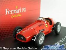 FERRARI 500 F2 F1 MODEL CAR 1952 1:43 SCALE IXO ATLAS ALBERTO ASCARI 7174009 K8