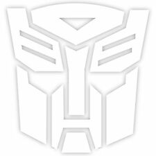 "Transformers Autobots Autobot Logo 2"" Vinyl Decal Sticker Car Window Laptop (2x)"