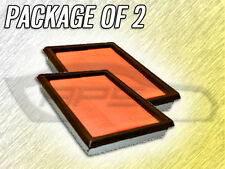 AIR FILTER AF4675 FOR FX35 FX37 FX50 M56 300ZX JUKE ROGUE SENTRA PACKAGE OF TWO