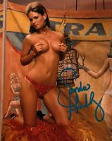 Sandra Hubby Signed Photo 8x10 #173A Playboy Playmate of the Month March 2004
