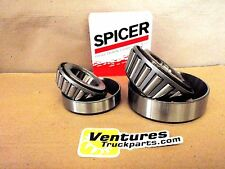 INNER AND OUTER PINION BEARING DANA 80 FORD DODGE CHEVY