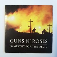 GUNS N' ROSES - the ROLLING STONES cover - SYMPATHY FOR THE DEVIL ♦ FRENCH CD ♦