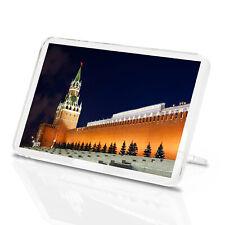 Spasskaya Tower Kremlin classique aimant de réfrigérateur-Place Rouge Moscou Cadeau #13042