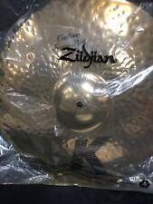 "Zildjian 18"" Session Cymbal Signed ""Steve Gadd"""