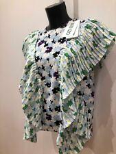 BNWT KENZO JACKIE FLORAL TOP rrp £390    Size  34 / Uk 6