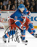 New York Rangers Derek Stepan Autographed Signed 8x10 NHL Photo COA B