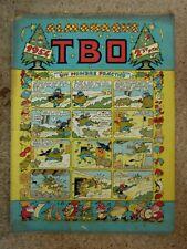 TBO Almanaque para 1954