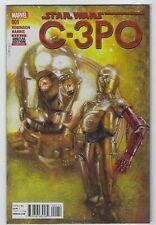Star Wars C-3PO #1 Marvel Comics NM-MINT