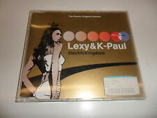 CD   Lexy & K-Paul - Electric Kingdom