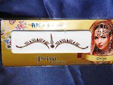 Bindi Indian Bollywood Ladies Accessories Tattoo Bridal Forehead Stickers A15