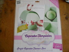 Single Cupcake Presentation Box Template by Crafters Companion