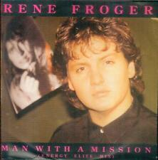 """7"""" Rene Froger/Man With A Mission (NL)"""