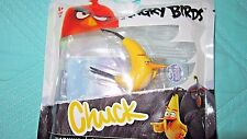 "*Angry Birds Movie Toy Collectible Figure - ""Chuck"" NEW 2016, Sealed"
