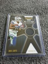 Amari Cooper Relic 2019 Panini Playbook X's and O's Dallas Cowboys