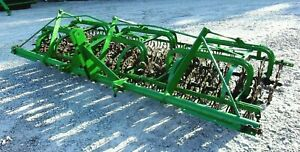 Used John Deere 10 ft.  Aeriator (FREE 1000 MILE DELIVERY FROM KENTUCKY)