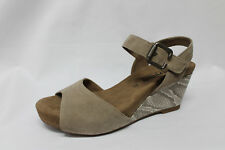 Sandals Mephisto Beauty Suede & Leather Snake Wedge 7 CM List Price - 30%
