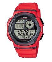 Reloj Digital CASIO AE-1000W-4AV - Hora Mundial - 5 Alarmas - 10 BAR