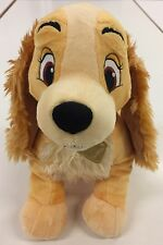 Lady From Lady  And The Tramp Beautiful Disney Soft Toy!