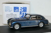 SMTS 1/43 scale - CL66 - Aston Martin DB2 Saloon 2nd Series Single Grille - Blue