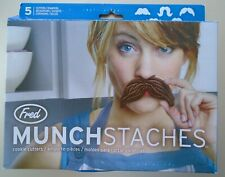 Genuine Fred Munchstaches 5 Mustache Styles Cookie Cutters