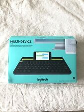 Logitech K480 Multi-Device Bluetooth Keyboard for Windows Mac Android iOS