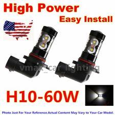 2X LED 60W White High Power Fog Light Bulb for 03-04 Ford Mustang SVT Cobra US