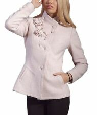 Manteaux et vestes en laine mélangée pour femme taille 42