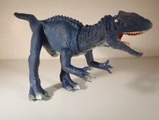 Happinet Allosaurus Dinosaur Toy Plastic Figure Japanese Dino