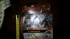 Marvel Avengers Age of Ultron - 2.5 inch scale - Ultron Mark I vs. Iron Legion