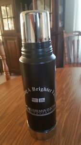 """STANLEY HERITAGE CLASSIC .1 Quart Thermos Cold Hot or Black 1 Liter Bottle 14"""""""
