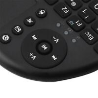 Mini Wireless Keyboard 2.4G with Touchpad Handheld Keypad for PC Android Tablet