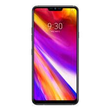 """[Au Stock] - LG G7 ThinQ (Dual Sim 4G/4G, 6.1"""", 4GB/64GB) - Aurora Black"""