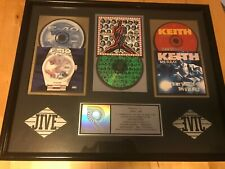 Jive Records RIAA Certified Sales Award A Tribe Called Quest Keith Murray E-40