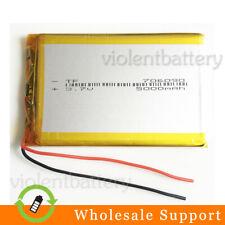 3.7V 5000 mAh 706090 LiPo Polymer Battery Rechargeable Li for tablet PC PSP DVD