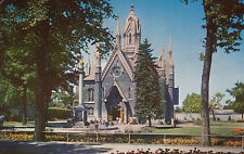 Post Card - Salt Lake City / Utah - Assembly Hall, Temple Square