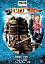 Doctor Who - The Complete First Season, DVD