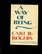 A Way of Being by Carl Ransom Rogers (1980, Paperback)