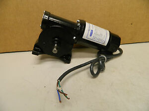 ELECTROL ELECTRIC GEAR MOTOR MGP-3006R MGP3006R 90V 1/15 HP .80 A 45:1 RATIO NEW