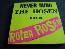 Die Toten Hosen-Never Mind the Hosen-Here´s die Roten Hosen LP-Germany
