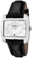 Baume & Mercier Hampton Spirit Women's Black Leather Watch MOA08427 New Orig