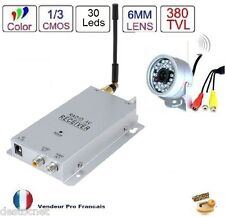 Mini camera 30 led sans fil micro audio/video surveillance Voiture Camion B802
