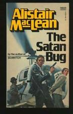 The Satan Bug - Alistair MacLean - Audio Book **Mp3 DOWNLOAD** - 8 HOURS