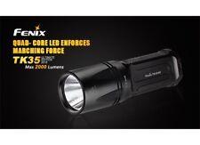 Fenix Tk35 UE Ultimate Edition 2000 Lumens CREE LED Light Flashlight Torch Ipx-8